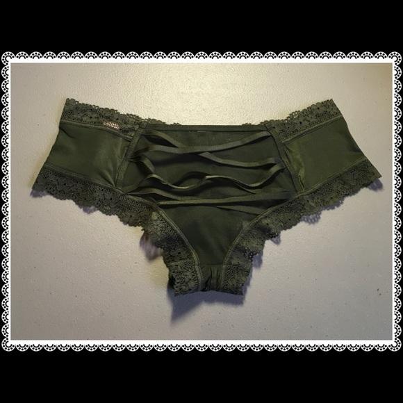 b6e09ffa842a Victoria's Secret Intimates & Sleepwear   Very Sexy Mesh Lace Up ...